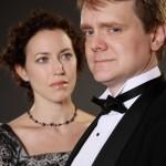 Rebecca Spence and Raymond Fox