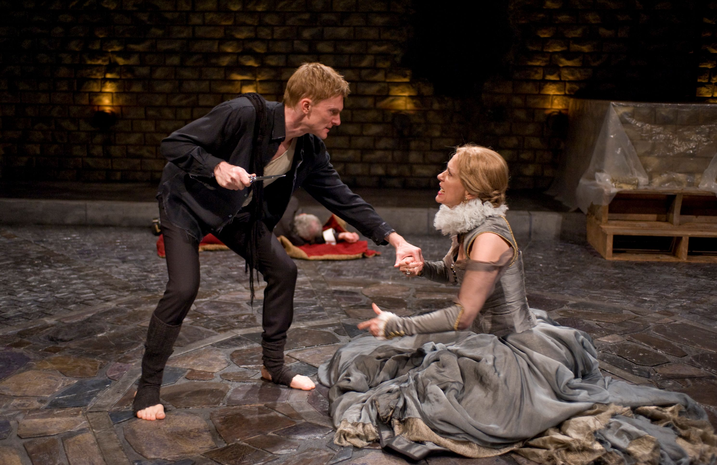 a review of death in a new way in hamlet Death in the play hamlet is very prevalent--almost all of the characters succumb to it death in hamlet related study materials who are you continue.