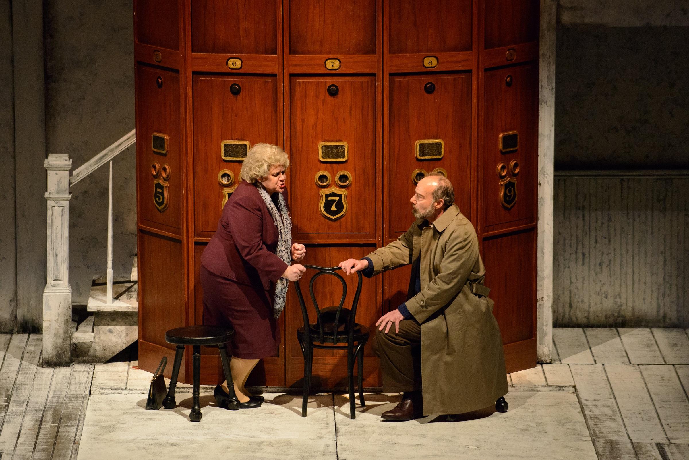 Jill Grove and James Maddalena/Photo: Robert Kusel