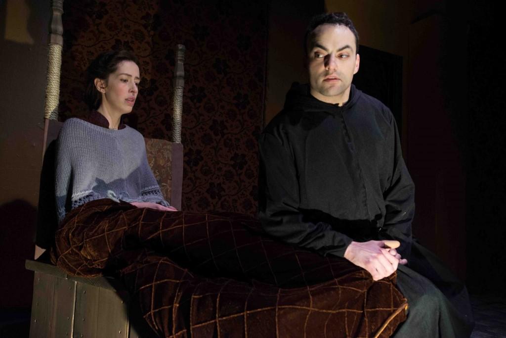 Katherine Lamb and Brian Hurwitz/Photo: Tom McGrath