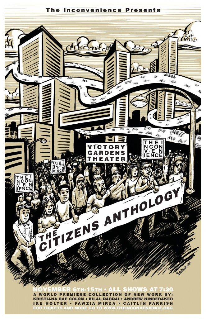 The Citizens Anthology PRINT