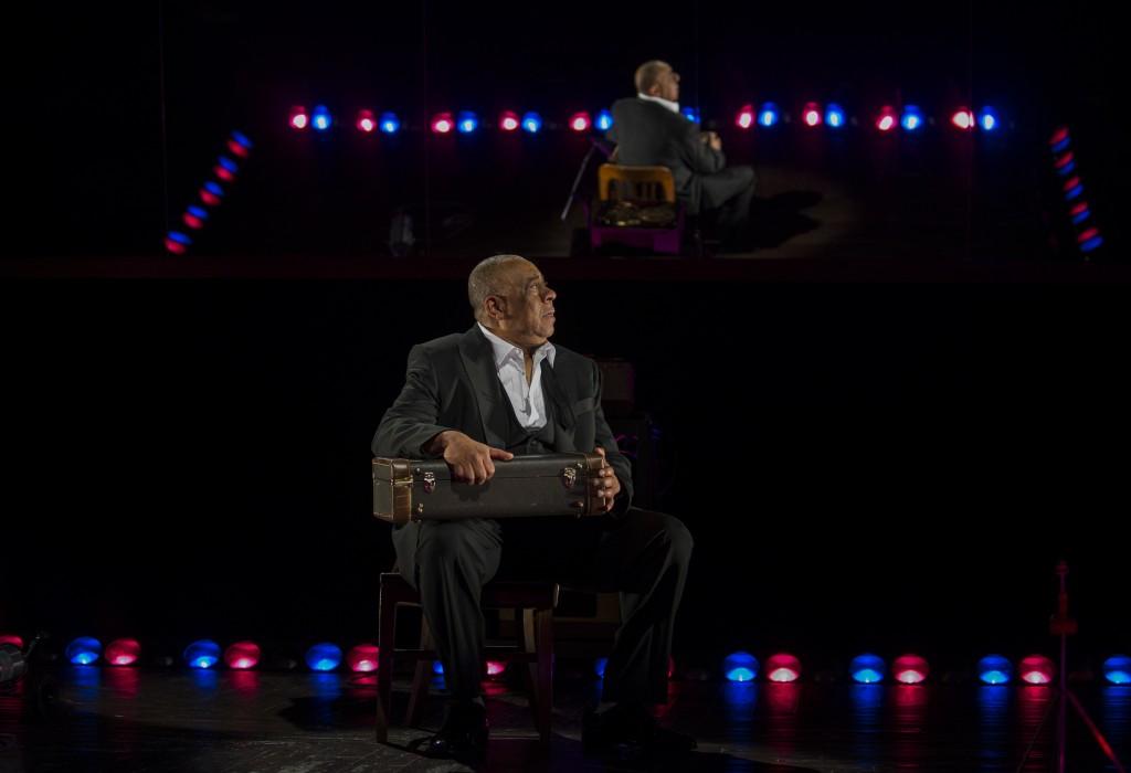 Barry Shabaka Henley/Photo: Michael Brosilow