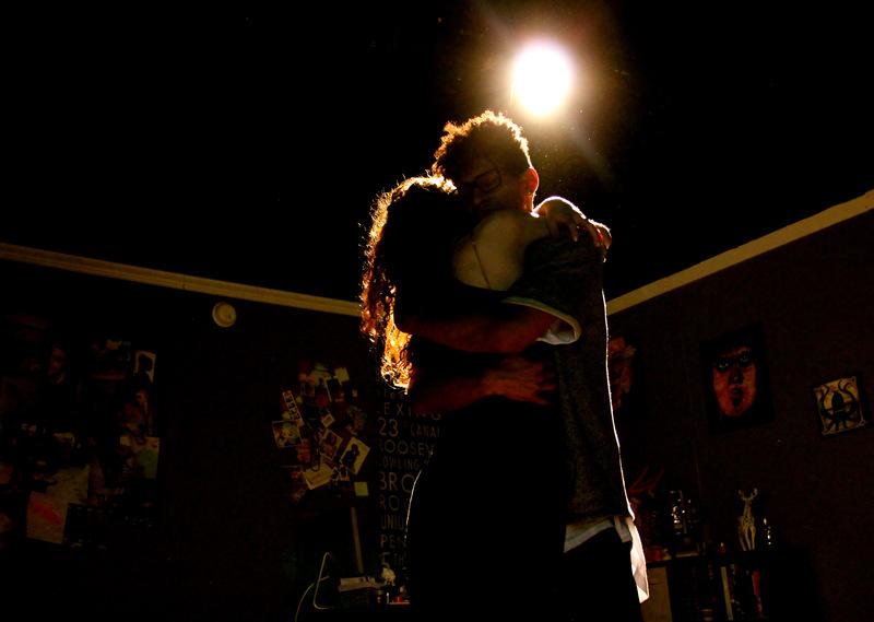 Olivia Shine and Tevion Lanier