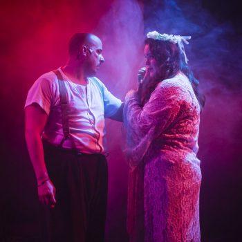 Patrick Du Laney and Neala Barron/Photo: Matthew Gregory Hollis