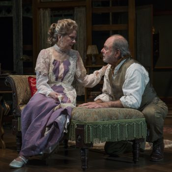 Mary Beth Fisher and Harris Yulin/Photo: Michael Brosilow