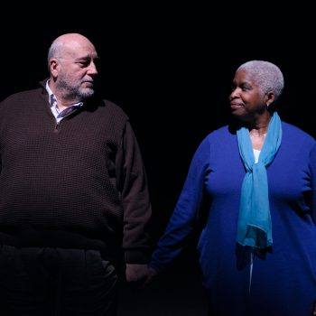 John Apicella and Cheryl Lynn Bruce/Photo: Michael Courier