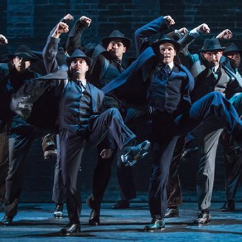 "The cast of ""Bullets Over Broadway""/Photo: Matthew Murphy"