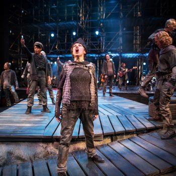"""The cast of """"Tug of War: Foreign Fire""""/Photo: Liz Lauren"""