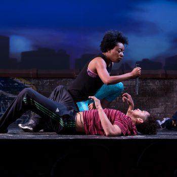 Sydney Charles and Julian Parker/Photo: Joel Maisonet