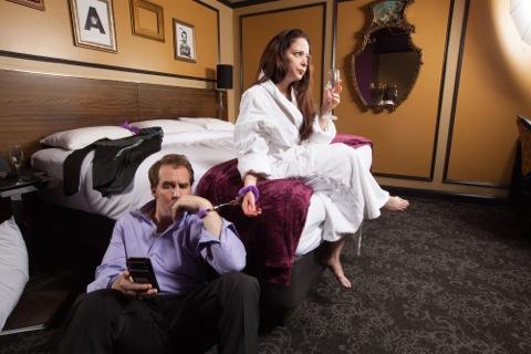 Ryan Kitley and Mary Cross/Photo: Anthony Robert La Penna