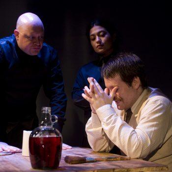 Brian Bengtson, Almanya Narula and Nathan Thompson/Photo:Steve Townshend
