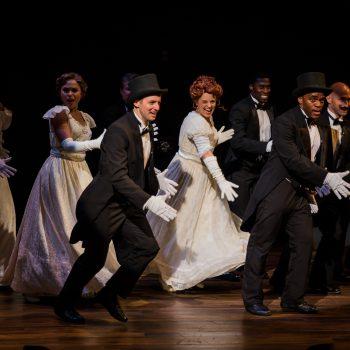 """The cast of """"Thaddeus and Slocum""""/Photo: Liz Lauren"""
