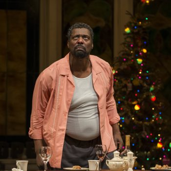 "Eamonn Walker in ""Between Riverside and Crazy"" at Steppenwolf Theatre Company /Photo: Michael Brosilow"