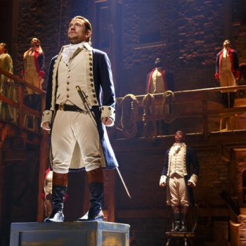 "The cast of ""Hamilton: An American Musical""/Photo: Joan Marcus"