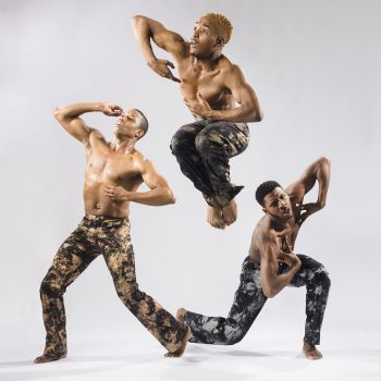 Deeply Rooted Dance Theater. Photo: Ken Carl