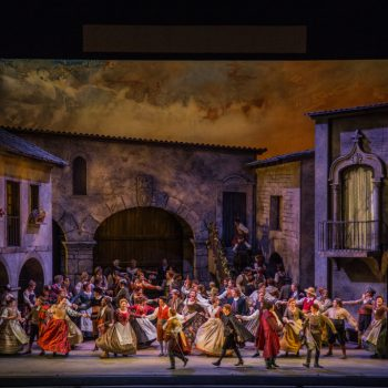 """The cast of """"Don Quichotte""""/Photo: Todd Rosenberg Photography"""