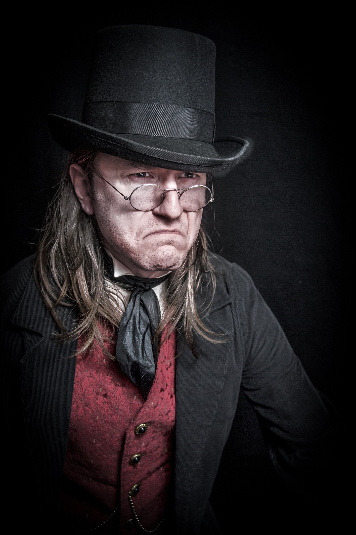 Review: A Christmas Carol: An Evening of Dickensian Delights/Dream Theatre Company   Newcity Stage