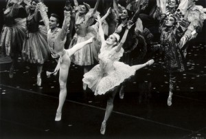 1987 production of The Nutcracker. Photo: Herbert Migdoll