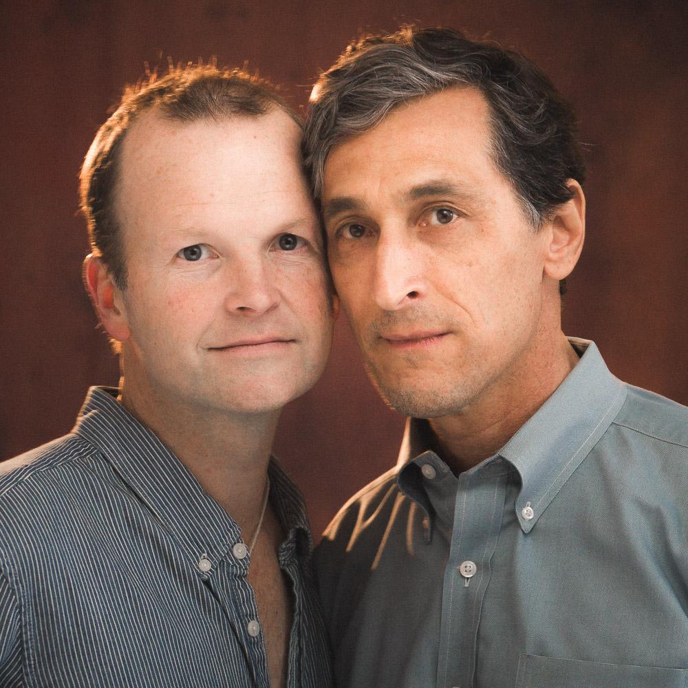 T.J. Jagodowski and David Pasquesi/Photo: Joe Mazza /Brave Lux