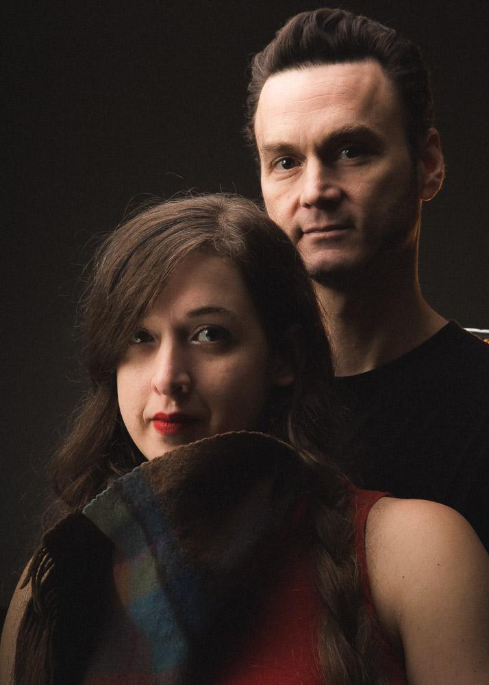 Julia Rae Antonick and Jonathan Meyer/Photo: Joe Mazza /Brave Lux