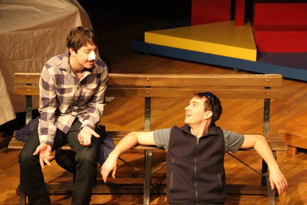Andy Blaustein and Josh Leeper/Photo: Justin Atkinson