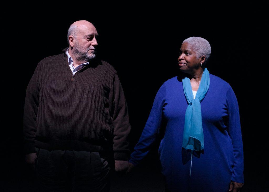 John Apicella and Cheryl Lynn Bruce/Photo: Michael Courier