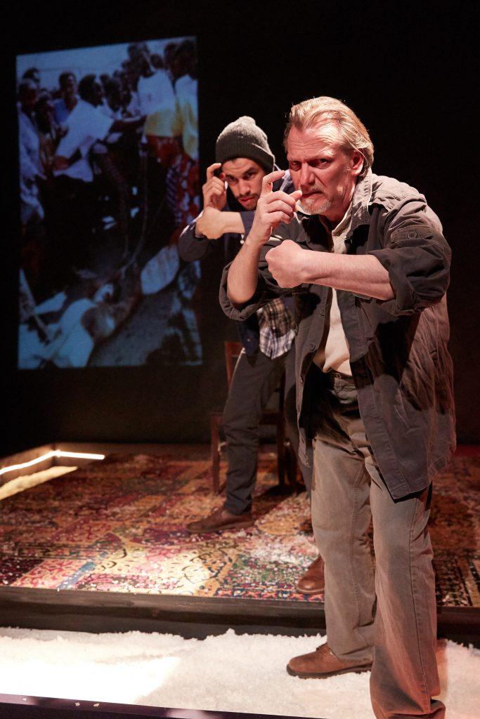 Ryan Hallahan and Don Bender/Photo: Ian McLaren