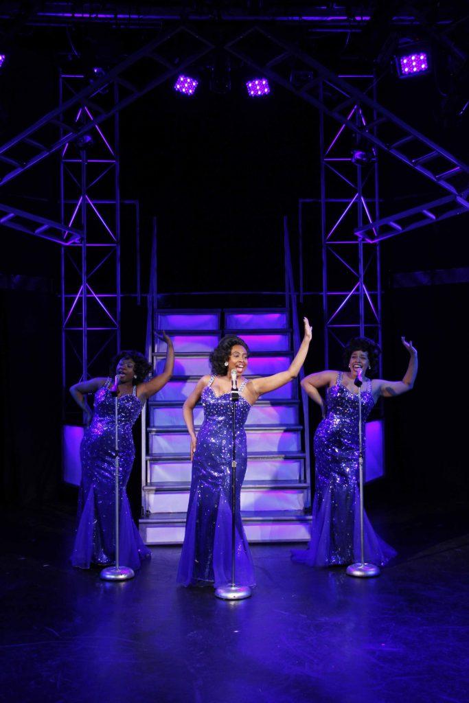Donica Lynn, Candace C. Edwards and Katherine Thomas/Photo: Kelsey Jorissen