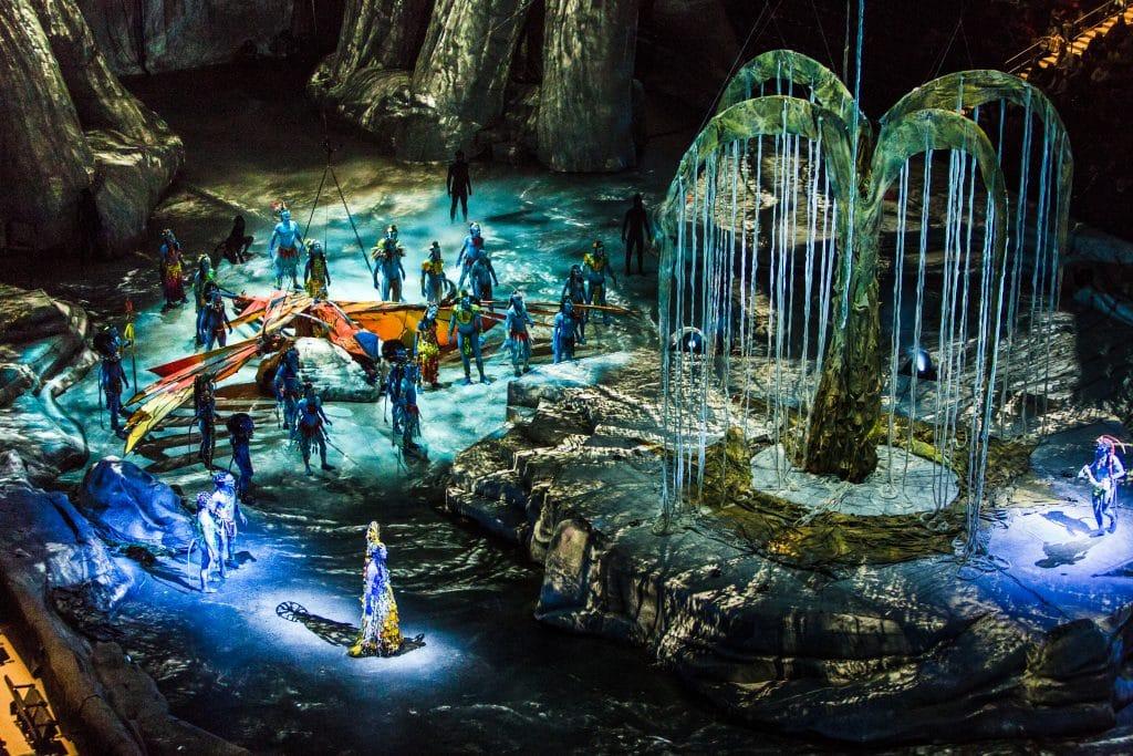 Jesse Faatz Costumes: Kym Barrett © 2015 Cirque du Soleil