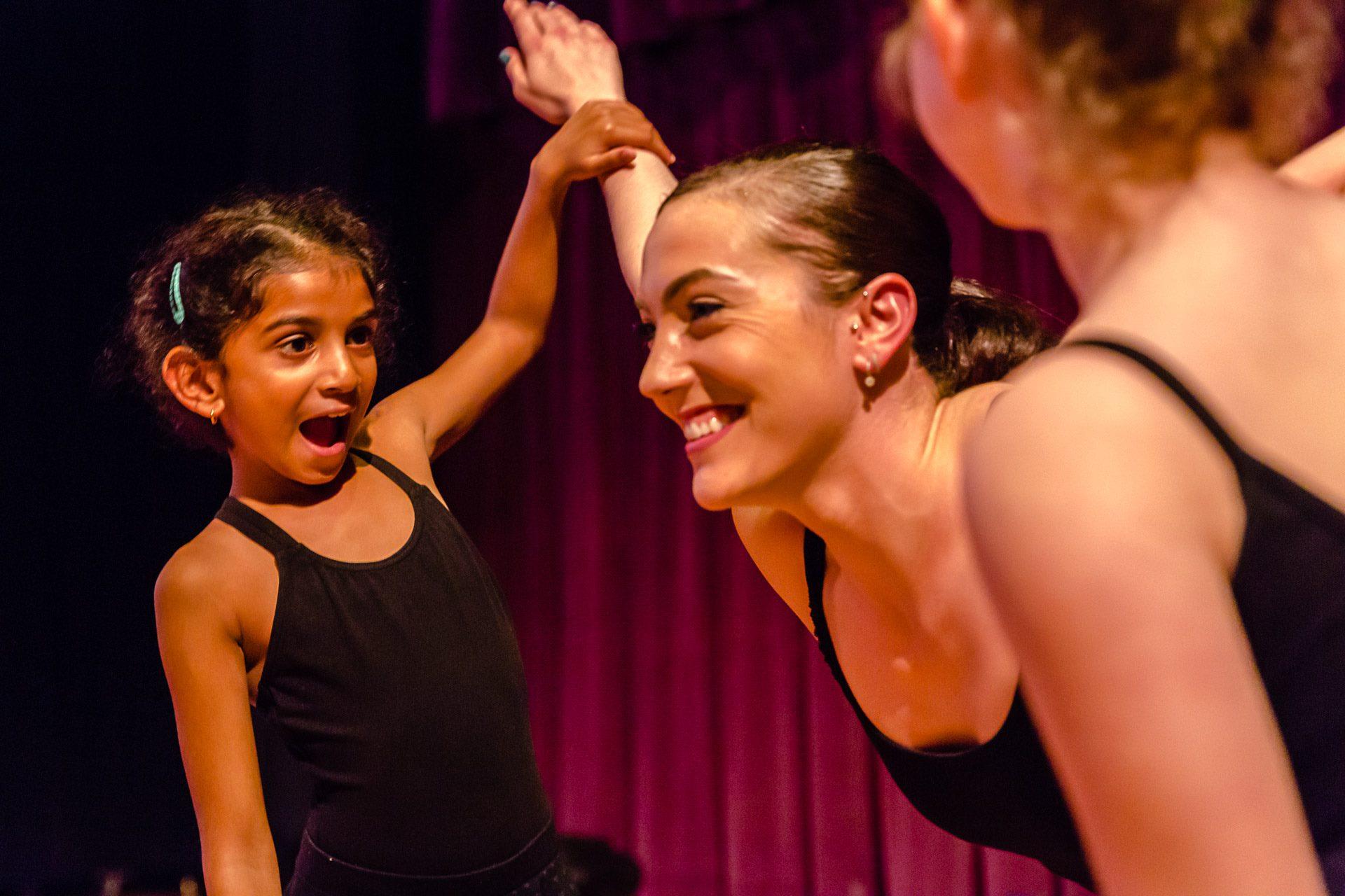 Cerqua Rivera Dance Theatre family. Photo: Dan Kasberger