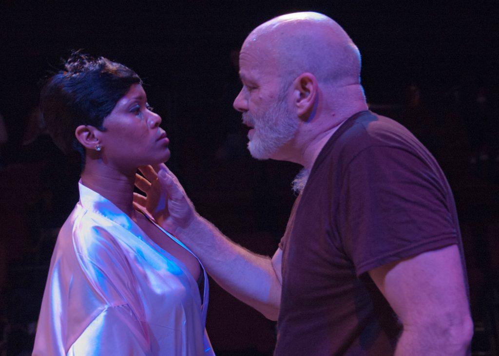 AnJi White and Steve Pickering/Photo: Lara Goetsch