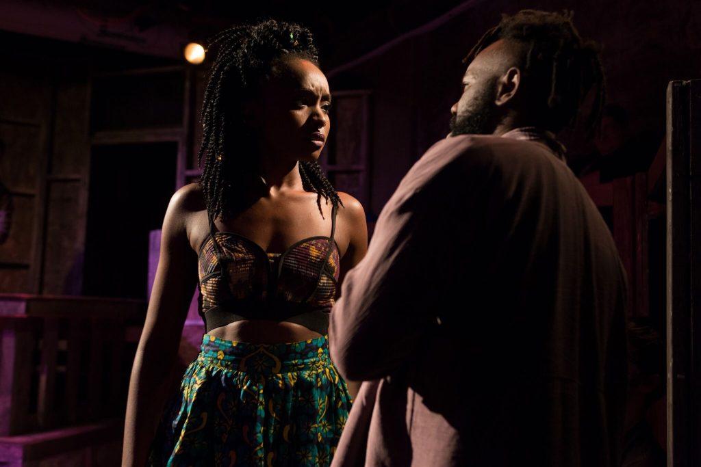 KiKi Layne and Mykele Deville/Photo: Joel Maisonet