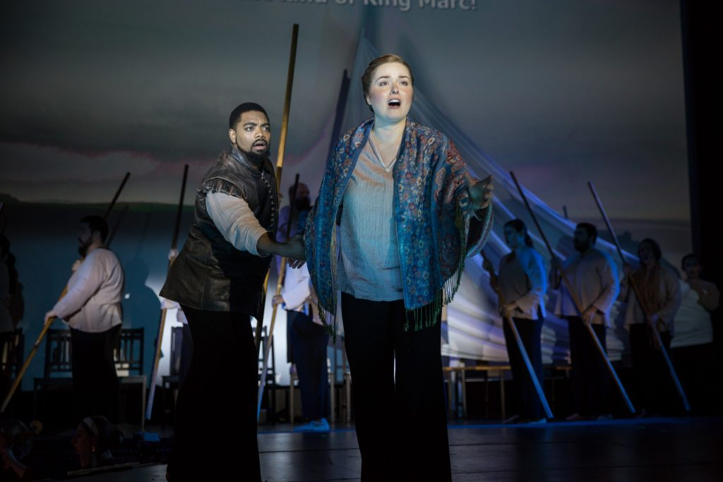 Bernard Holcomb and Lani Stait/Photo: Liz Lauren