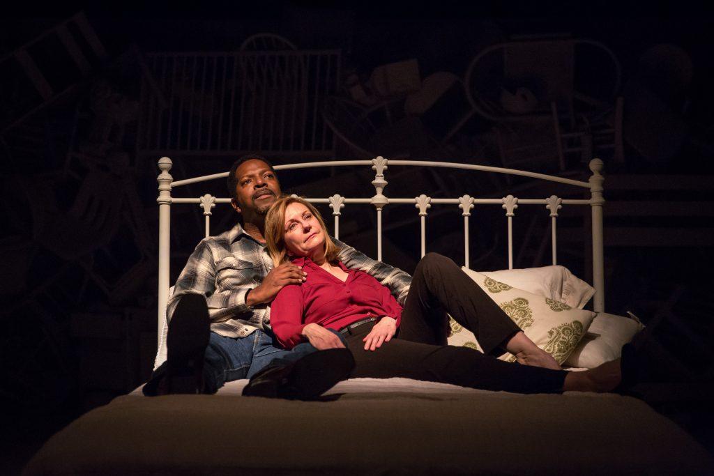 James Vincent Meredith and Mary Beth Fisher/Photo: Liz Lauren