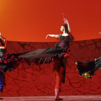 Stylish Update on a Classic: A Review of Carmen at Lyric Opera of Chicago