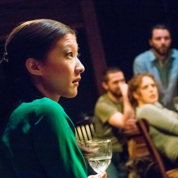 Chekhov for the Smartphone Generation: A Review of At The Table at Broken Nose Theatre