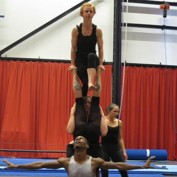 Circus Through the Modern Dance Lens