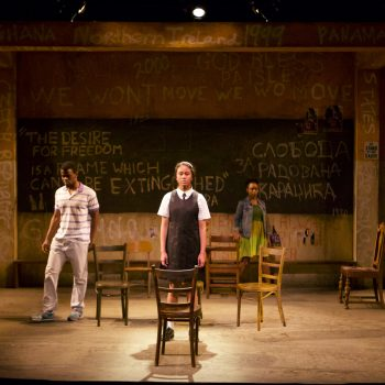 Life During Peacetime: A Review of truth and reconciliation at Sideshow Theatre Company