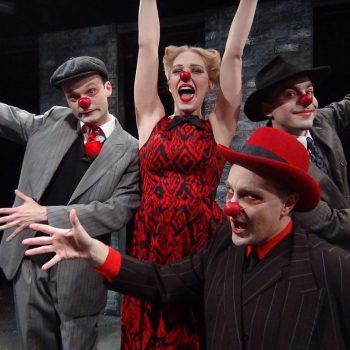 Cauliflower and Killing: A Review of The Resistible Rise of Arturo Ui at Trap Door Theatre