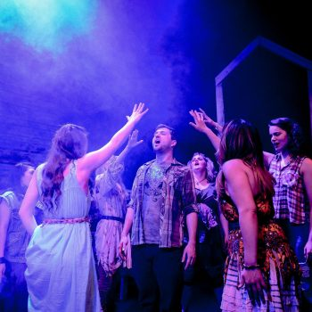 Angels and Demons: A Review of My Name Is Annie King at Underscore Theatre Company