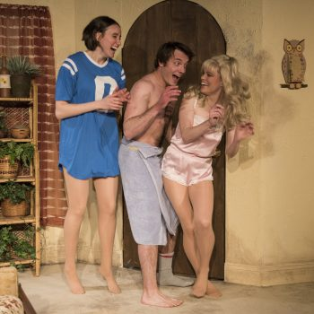 Get To Know Your Neighbors: A Review of 3C at A Red Orchid Theatre