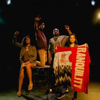 Serving a Higher Function: A Review of Checkmate at Free Street Theater