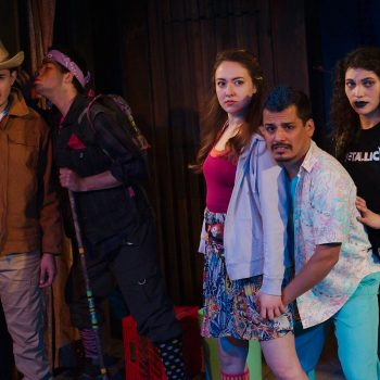 To the Border and Beyond! A Review of Into the Beautiful North at 16th Street Theater