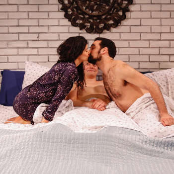 Three's A Crowd:A Review of Threesome at The Other Theatre Company