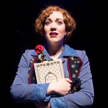 Nearly But Not Quite: A Review of She Loves Me at Marriott Theatre