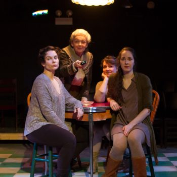 A Long Preparation: A Review of The Night Season at Strawdog Theatre Company