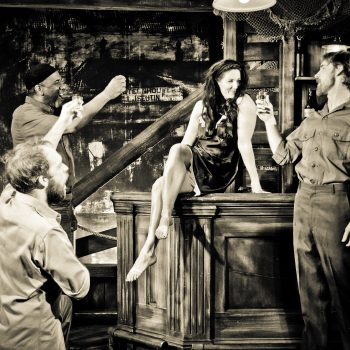Alone in a Crowded Room: A Review of Jacque Brel's Lonesome Losers of the Night at Theo Ubique Cabaret Theatre