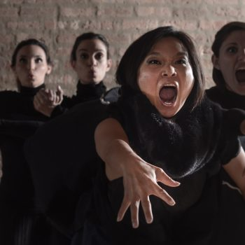 """Architectonic Dynamism: A Preview of Dropshift Dance's """"The Remains"""" at Defibrillator"""