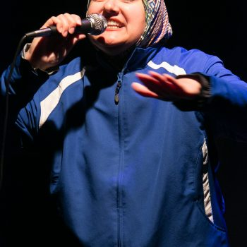 """Shattering Stereotypes About Muslims: Playwright Rohina Malik Discusses """"Yasmina's Necklace"""""""