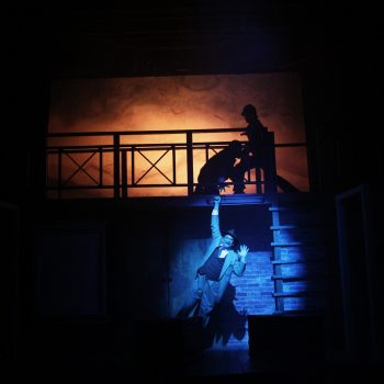 Running The Boards: A Review of The 39 Steps at Buffalo Theatre Ensemble